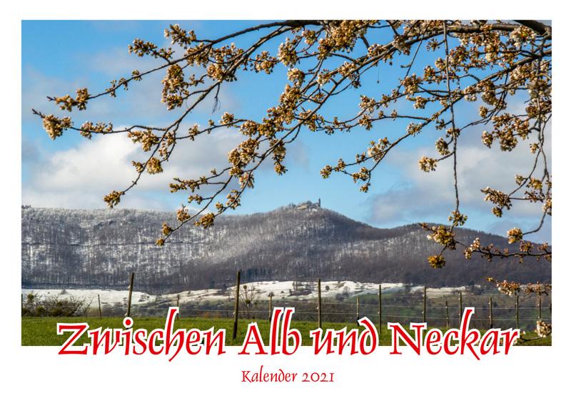 Kalender Zwischen Alb und Neckar 2021