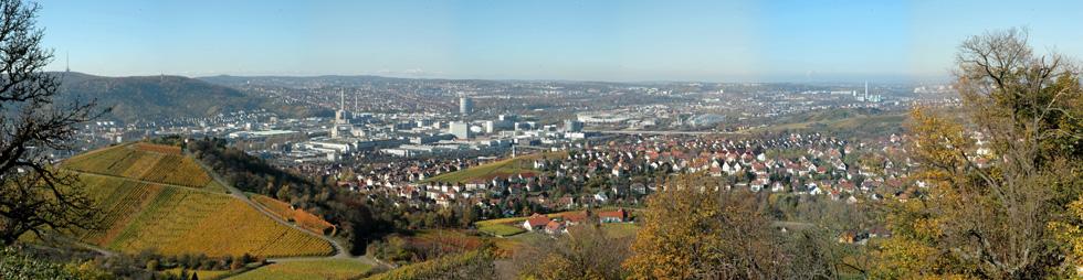 Rotenberg, Stuttgart